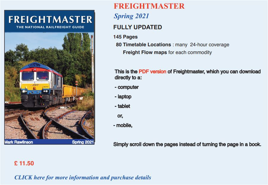 Freightmaster new pdf issue